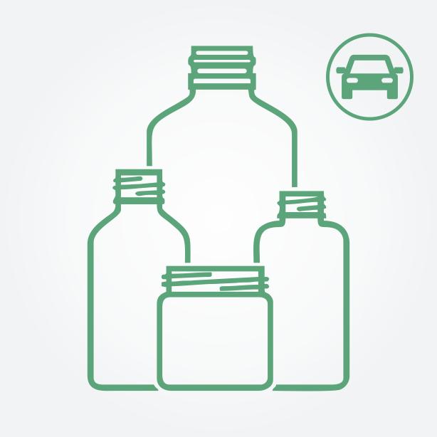 Detergente para vehículo