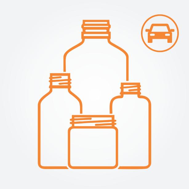 Kit Perfume para Auto