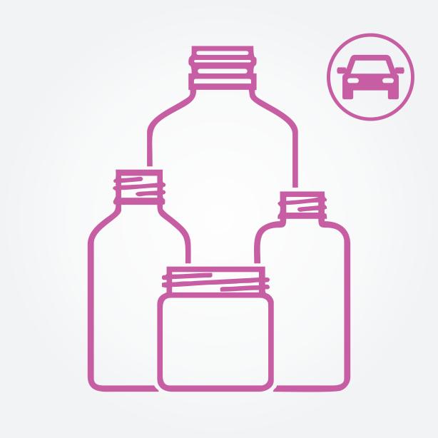 Kit Shampoo para Auto
